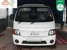 2018 JAC X200 2.8TD SC DS Western Cape Goodwood_1
