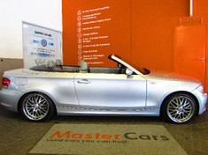 2009 BMW 1 Series 125i Convertible A/t  Gauteng