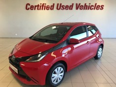 2018 Toyota Aygo 1.0 X-Cite 5-Door Western Cape