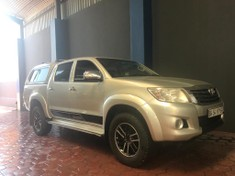 Toyota Hilux Double Cab Bakkie For Sale Used Cars Co Za