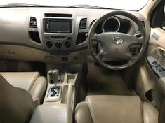 2008 Toyota Fortuner 4.0 V6 At 4x4  Gauteng Centurion_2