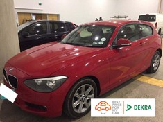 2014 BMW 1 Series 116i 3dr (f21)  Western Cape