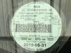2009 Toyota Hilux 3.0d-4d Raider Rb At Pu Dc  Gauteng Centurion_4