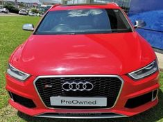 2015 Audi RS Q3 2.5 TFSI Stronic Mpumalanga Nelspruit_2
