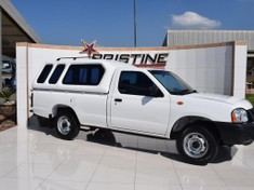 2013 Nissan NP300 Hardbody 2.0i LWB (k08/k37) Bakkie Single cab Gauteng