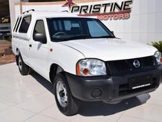 2013 Nissan NP300 Hardbody 2.0i LWB k08k37 Bakkie Single cab Gauteng De Deur_1