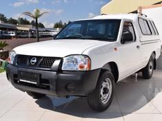 2013 Nissan NP300 Hardbody 2.0i LWB k08k37 Bakkie Single cab Gauteng De Deur_3