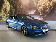 2018 BMW 6 Series 650i Gran Coupe M Sport  Gauteng