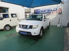 2011 Nissan Navara 2.5 Dci  Xe Kcab Pu Sc  Western Cape Cape Town_0