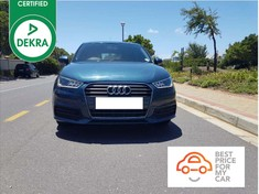 2016 Audi A1 Sportback 1.0t FSi S Western Cape