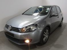 2012 Volkswagen Golf Vi 1.4 Tsi Comfortline  Kwazulu Natal
