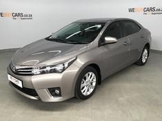 2015 Toyota Corolla 1.8 High Gauteng