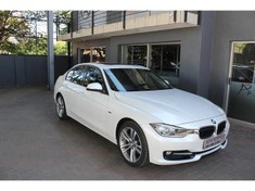 2014 BMW 3 Series 320i Sport Line A/t (f30)  Gauteng