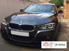 2017 BMW 3 Series 320i M Sport Auto Western Cape