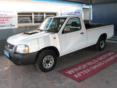 2013 Nissan NP300 Hardbody 2.5 TDI LWB SE (ko5/k28) Bakkie Single cab Western Cape