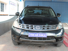 2007 Nissan Murano l202122  Western Cape Kuils River_1
