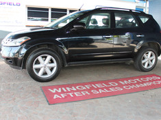 2007 Nissan Murano l202122  Western Cape Kuils River_2