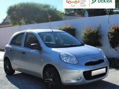 2015 Nissan Micra 1.2 Visia+ Insync 5dr (d86v)  Western Cape