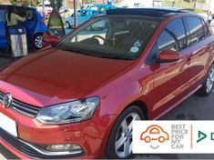 2017 Volkswagen Polo GP 1.2 TSI Comfortline 66KW Western Cape Goodwood_1