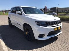 2019 Jeep Grand Cherokee 6.2 S/C Trackhawk Gauteng