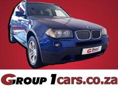 2007 BMW X3 2.5i A/t  Western Cape