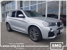 2017 BMW X3 xDRIVE20d M Sport Auto Western Cape