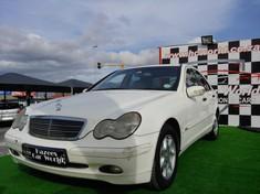2002 Mercedes-Benz C-Class C 180 Classic  Western Cape