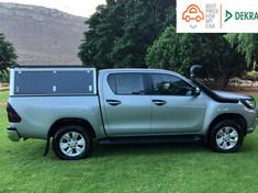 2017 Toyota Hilux 4.0 V6 Raider 4x4 Double Cab Bakkie Auto Western Cape Goodwood_1