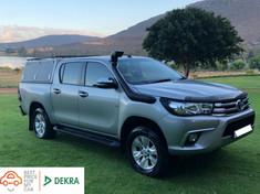 2017 Toyota Hilux 4.0 V6 Raider 4x4 Double Cab Bakkie Auto Western Cape Goodwood_3