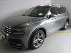 2018 Volkswagen Tiguan Allspace  2.0 TSI Comfortline 4MOT DSG (132KW) Kwazulu Natal