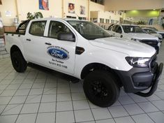 2019 Ford Ranger 2.2TDCi Double Cab Bakkie Gauteng Springs_2