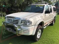 2006 Mazda Drifter Bt-50 2500tdi Sle 4x2 Dc 09  Gauteng Vanderbijlpark_0