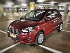 2016 Ford Figo 1.5 Titanium 5-Door Gauteng