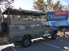 2009 Land Rover Defender Puma 130 Fc Cc  Gauteng Pretoria_1