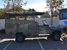 2009 Land Rover Defender Puma 130 Fc Cc  Gauteng Pretoria_2