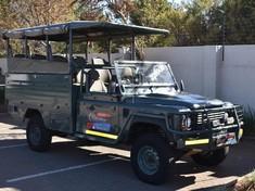 2009 Land Rover Defender Puma 130 Fc Cc  Gauteng Pretoria_3