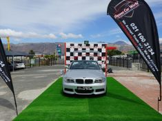 2011 BMW 1 Series 135i Convert Exclusive At  Western Cape Strand_1