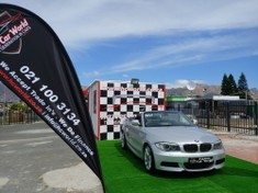 2011 BMW 1 Series 135i Convert Exclusive At  Western Cape Strand_2