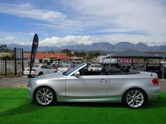 2011 BMW 1 Series 135i Convert Exclusive At  Western Cape Strand_4