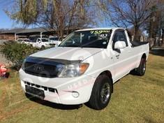 2007 Toyota Hilux 2.5 D-4d P/u S/c  Gauteng
