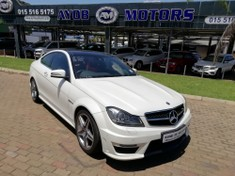 Mercedes Benz C Class C63 Amg For Sale Used Cars Co Za