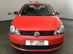 2013 Volkswagen Polo Vivo 1.6 Trendline Gauteng Centurion_3