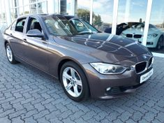 2015 BMW 3 Series 320i  A/t (f30)  Western Cape