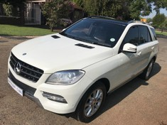 2013 Mercedes-Benz M-Class Ml 250 Bluetec  Gauteng