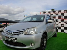 2016 Toyota Etios 1.5 Xs  Western Cape