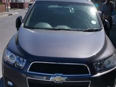 2015 Chevrolet Captiva 2.4 Lt  Western Cape