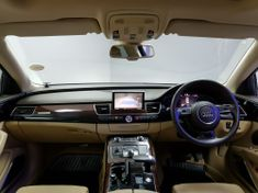 2012 Audi A8 3.0 Tdi  Quattro Tip  Gauteng Vereeniging_3