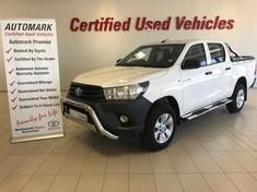 2018 Toyota Hilux 2.4 GD-6 SR 4X4 Double Cab Bakkie Western Cape
