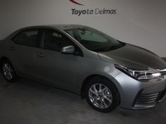 2019 Toyota Corolla 1.4D Prestige Mpumalanga