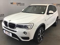 2014 BMW X3 Xdrive20i  Exclusive A/t  Gauteng